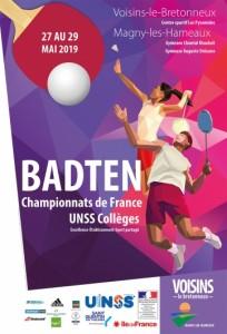 Championnat de France UNSS de Badten