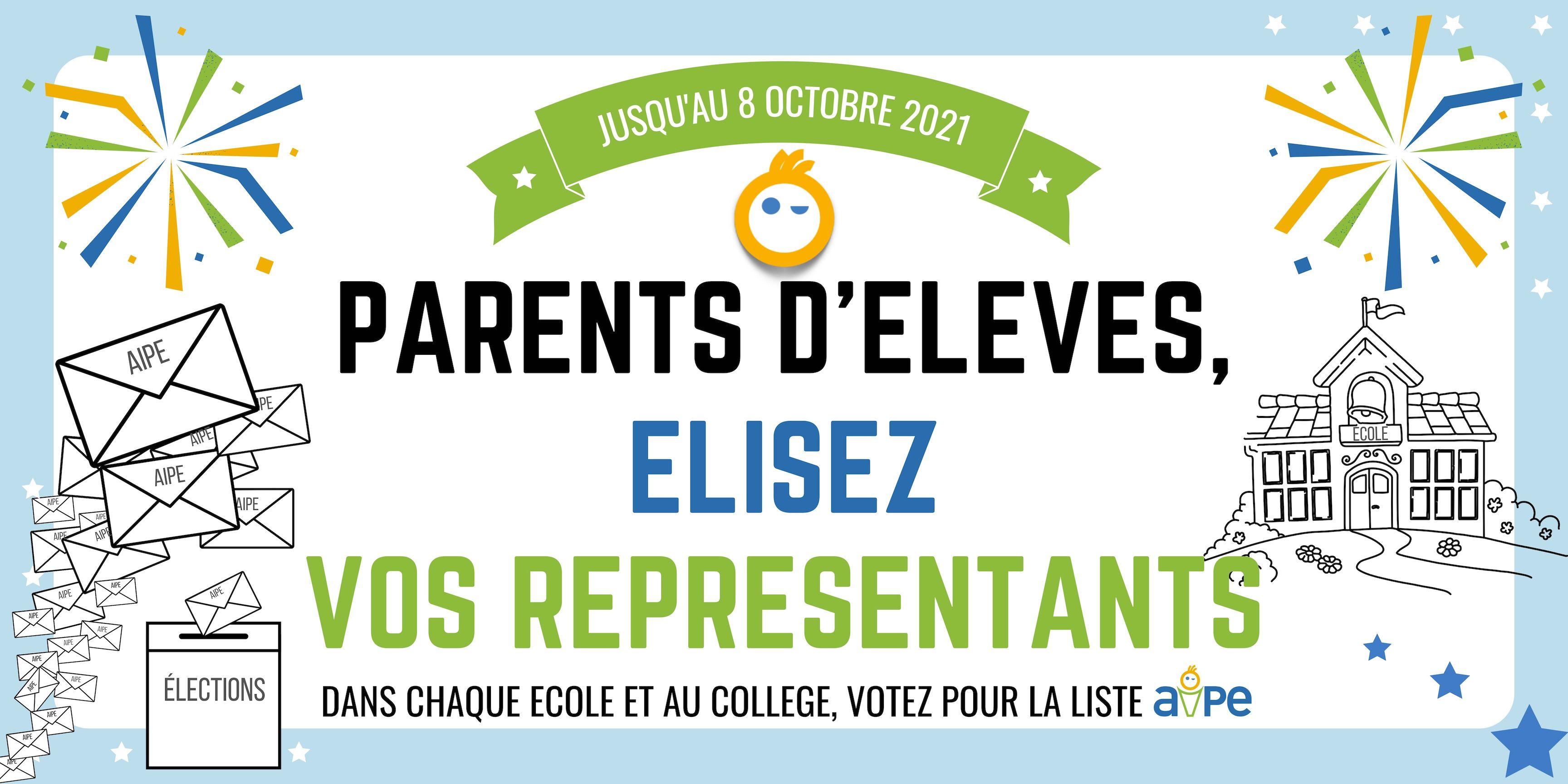 Elections parents 2021